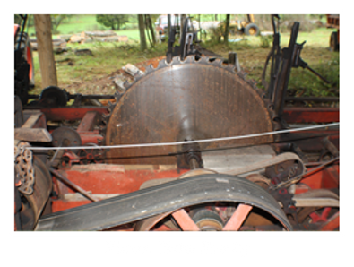 Hahn Brothers Saw Mill