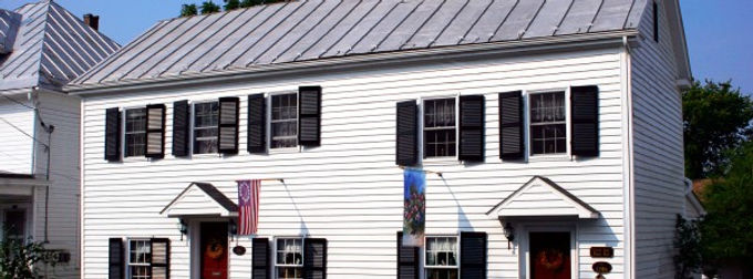 The Parson's House
