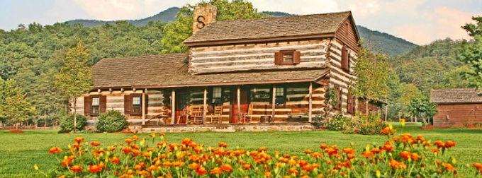 Stump Cabin
