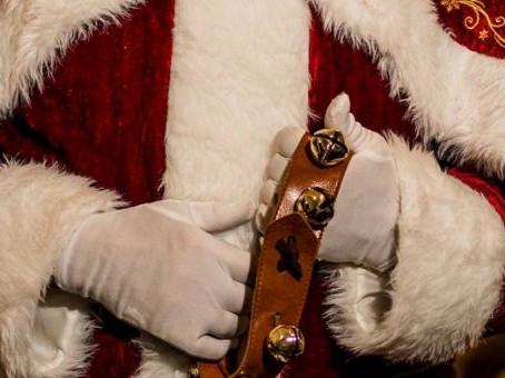 Santa's North Pole Express Train