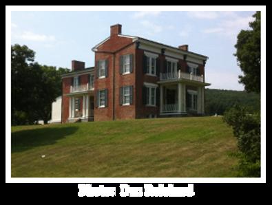 Claggett House and Reymann Memorial Farm