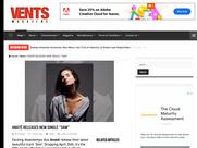"""Vents Magazine - ANATÉ RELEASES NEW SINGLE """"3AM"""""""