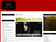 Volatile Weekly - Anaté 'One Last Time'