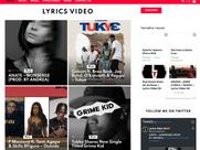 Nonsense featured on Lyricsvideogn