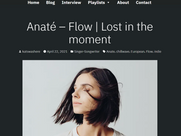 Sinusoidal Music – Flow | Lost in the moment