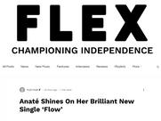 Flex Music Blog - Anaté Shines On Her Brilliant New Single 'Flow'