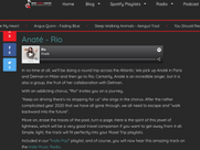 """Rio on """"Friday releases"""" of Indie Music Center"""