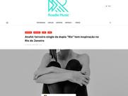"""Roadie Music - Anaté: terceiro single da dupla """"Rio"""" tem inspiração no Rio de Janeiro"""