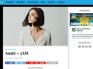 3am on Starry Mag