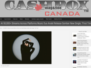 """Cashbox Canada - Music Duo Anaté Release Somber New Single, """"First Time"""""""