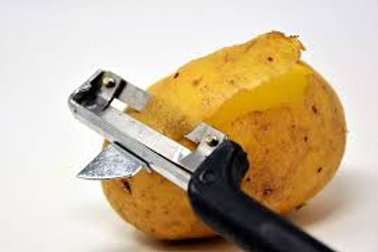 Potato Peel & Kumara Meal