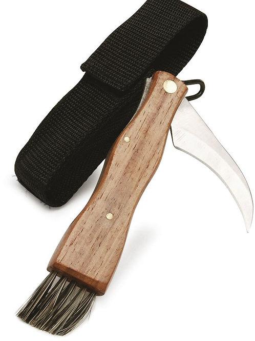 Mushroom Knife & Case