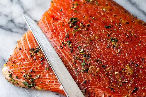 Gravadlax & Beyond - Fermenting Fish