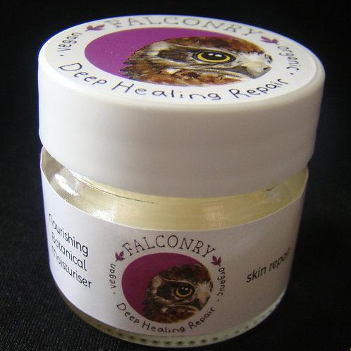 Falconry - RURU - Deep Healing Skin Repair Moisturiser- Organic & Vegan