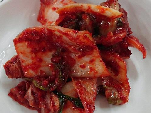 Deliciously Daring Kimchi