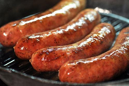 Sizzling Gluten Free Sausage Making