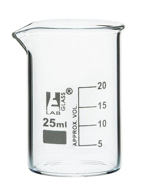 25ml Glass Beaker