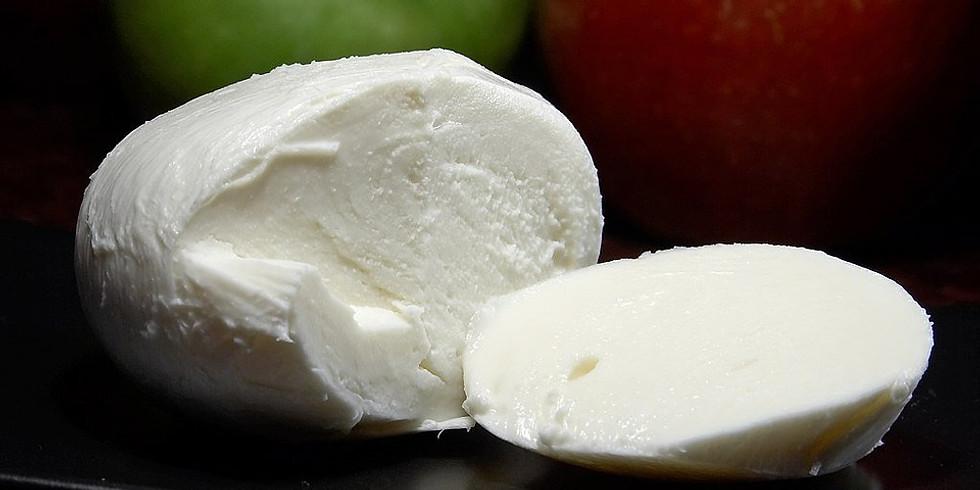 Mozarella, Cultuted Butter & Sour Cream