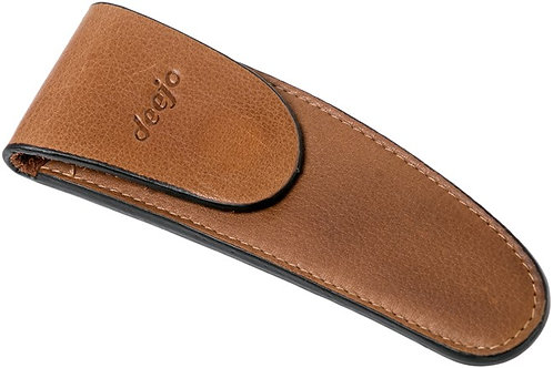 Leather sheath for Deejo Rosewood Knife
