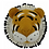 Thumbnail: Cabeza Tigre grande