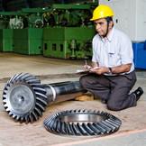 Gears inspection