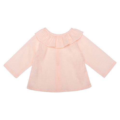 Camisa Maio bambula rosa