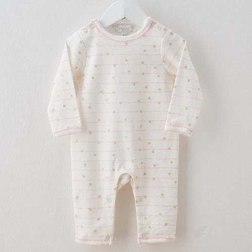 Pijama estrellitas y alitas