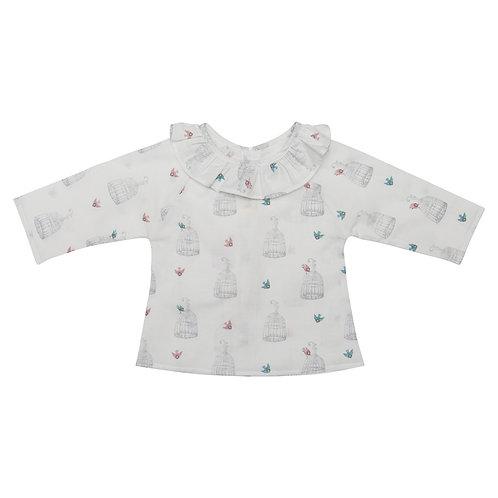 Camisa Maio jaulas