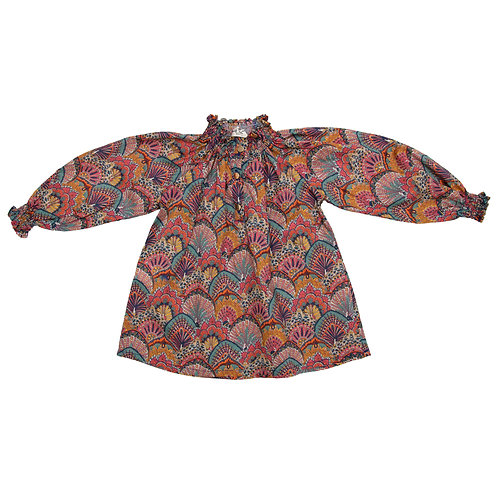 Camisa candy Liberty Peacock