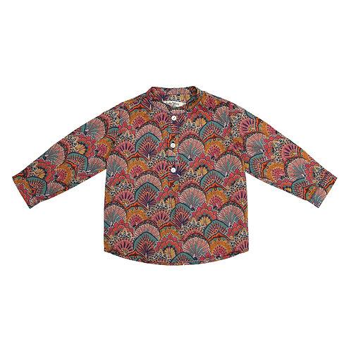Camisa Pablo Liberty Peacock