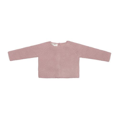 Jersey punto rosa viejo