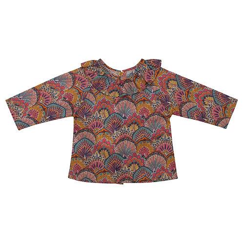 Camisa Maio Liberty Peacock