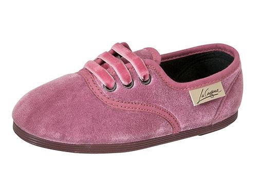 Zapato ingles ciruela