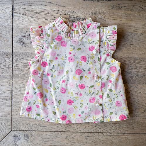 Camisa Mía Rifle flores