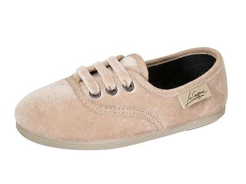 Zapato ingles beige