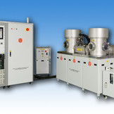 Dual chamber magnetron sputtering system