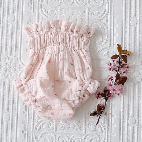 Braguita Ernesto bambula flor silvestre rosa