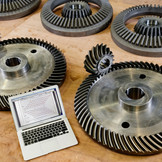 Details & size of gears
