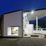House in Auroville by Dominic Dube