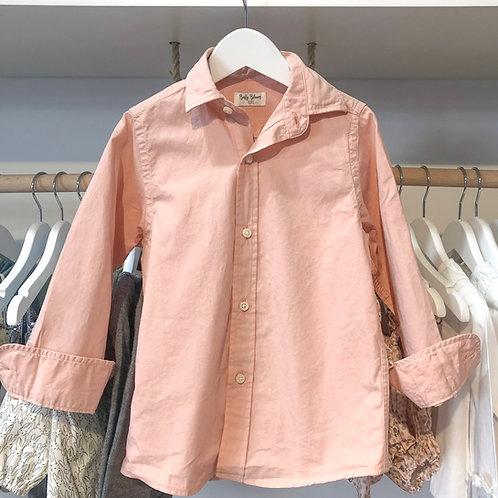 Camisa James popelin rosa