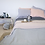 Thumbnail: Colcha cocoon gris y rosa