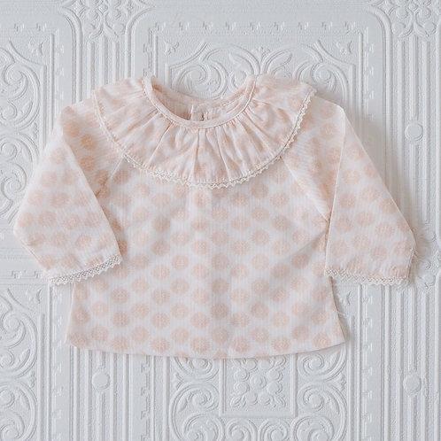 Camisa Maio sunflower rosa