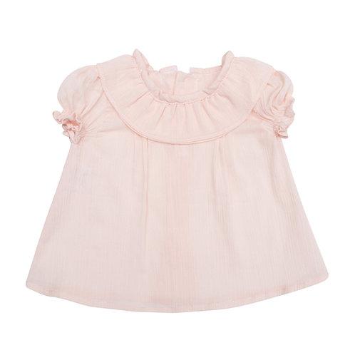 Camisa Pinkie bambula rosa