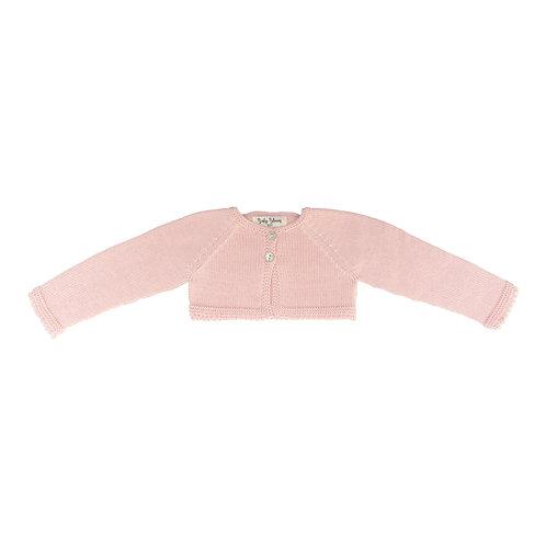 Rebeca punto corta rosa