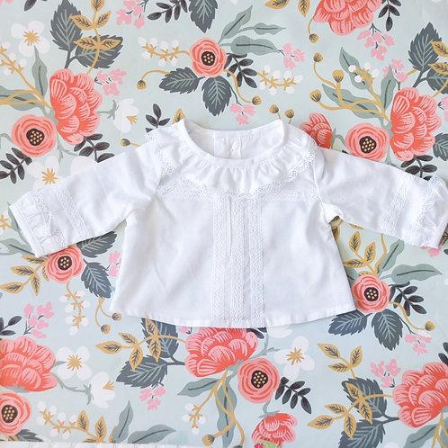 Camisa Marsella blanca