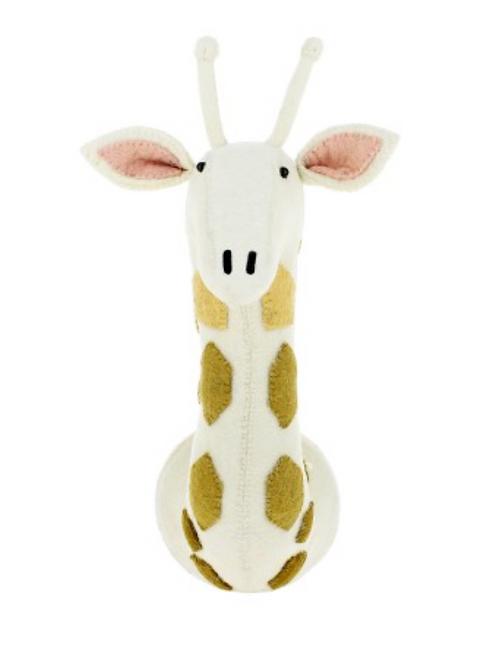 Cabeza jirafa