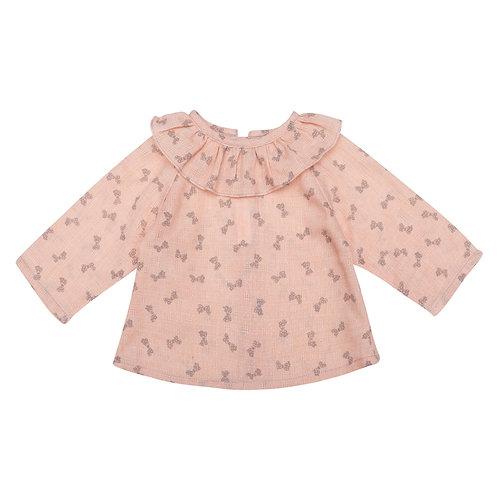 Camisa Maio Lacitos rosa