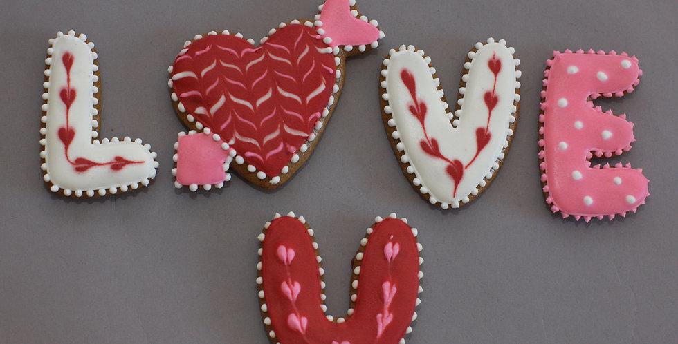 Cookies (LOVE U)