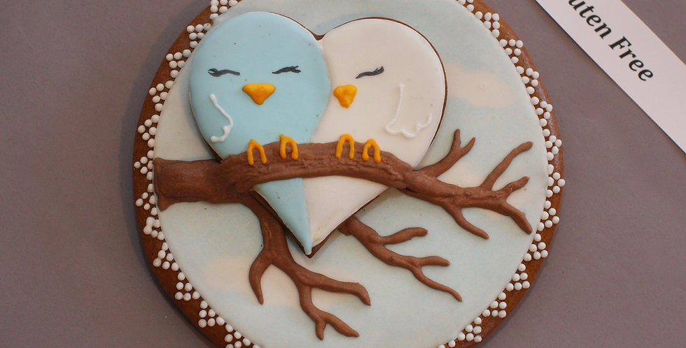 Lovebirds (gluten free)