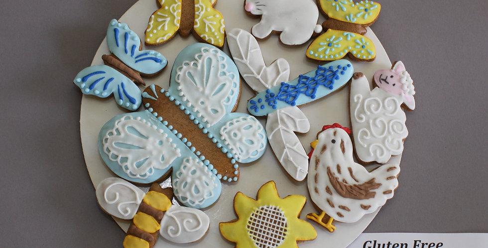 Assorted cookies (gluten free)